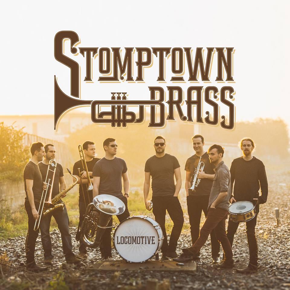 stomptown brass dolans limerick