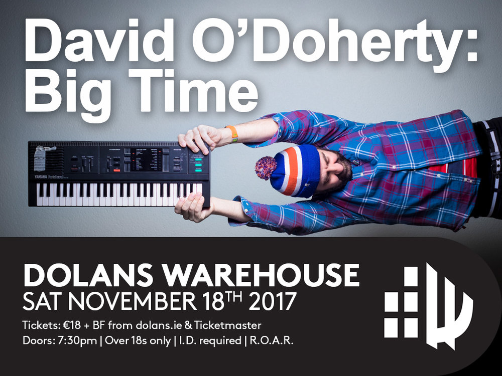 david o doherty comedy dolans limerick