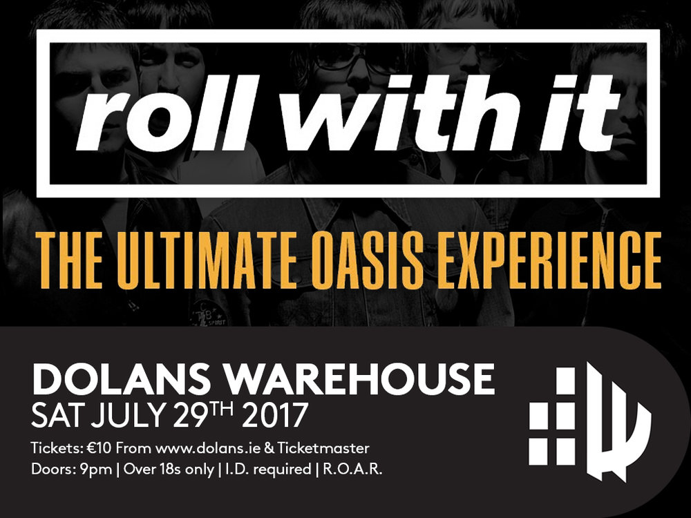 roll with it oasis tribute