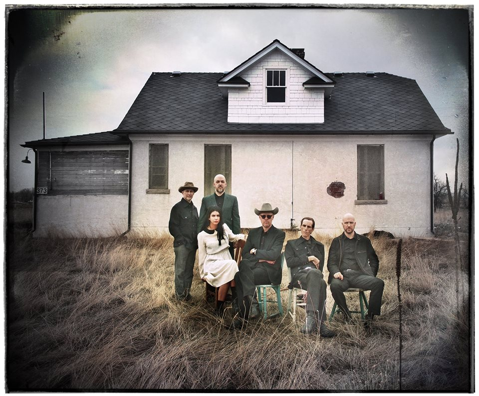 SLIM CESSNA'S AUTO CLUB (US) presented by Seoda Shows in the Kasbah Social Club on September 23rd