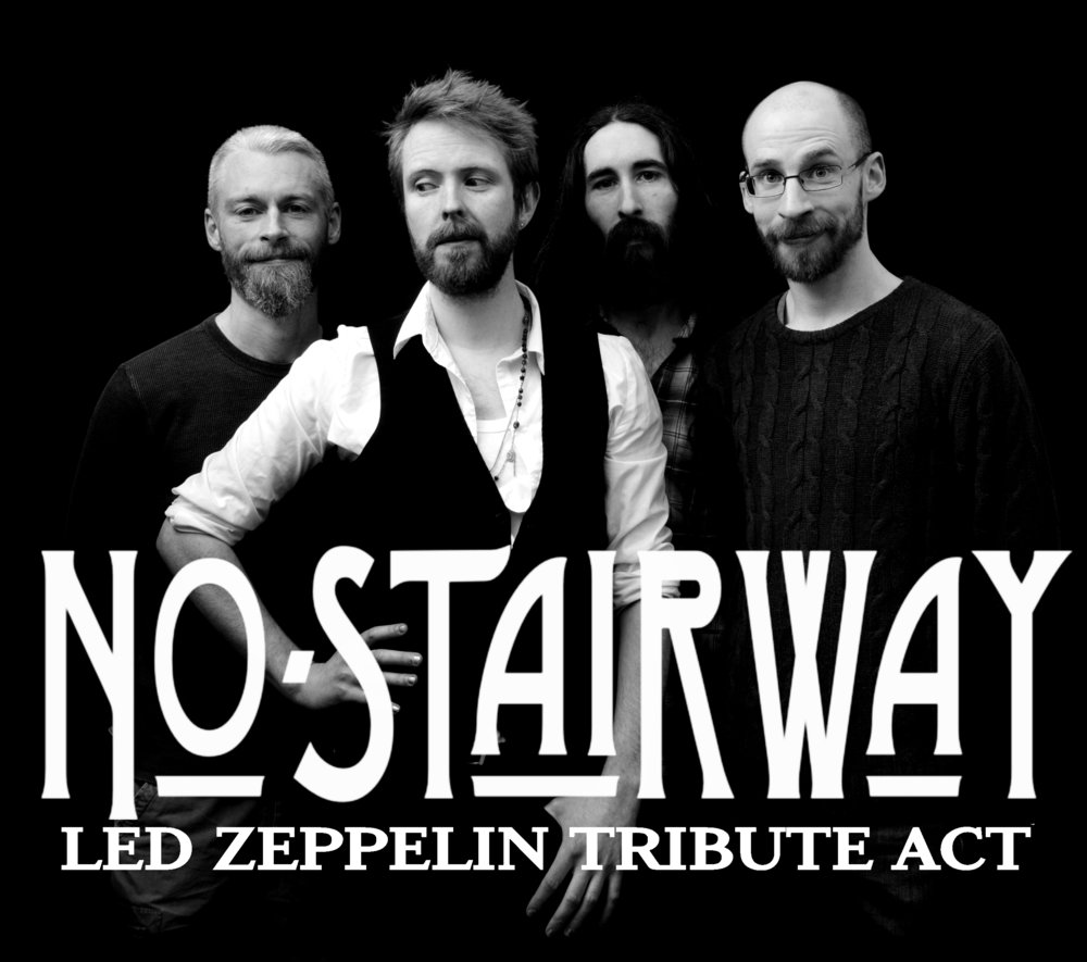 No Stairway To Zepplein(Led Zepplein Tribute Act) Dolans Limerick Ireland. Saturday September 30th 2017