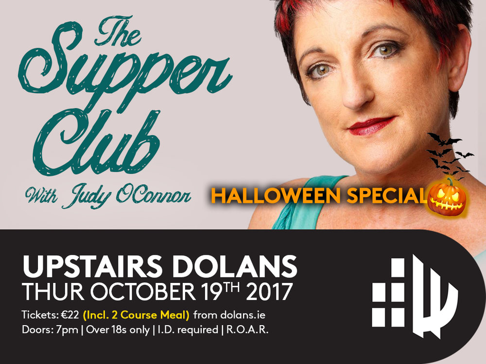 supper club with judy