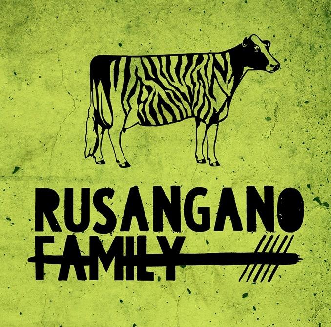 Rusangano Family Dec 27th 2017 in Dolans Warehouse limerick postter
