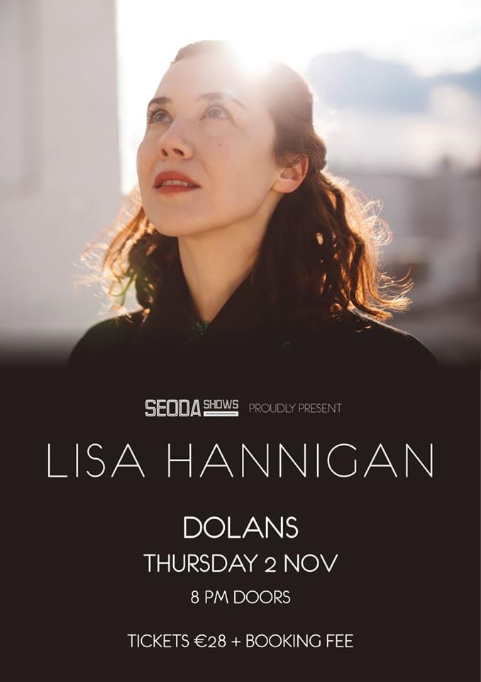 Lisa Hannigan in Dolans Warehouse Limerick on Thursday November 2nd 2017