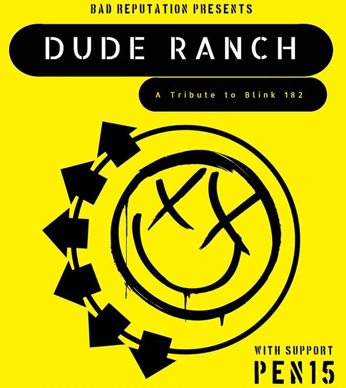Dude Ranch Live in Dolans Kasbah Social Club Limerick on Dec 1st 2017