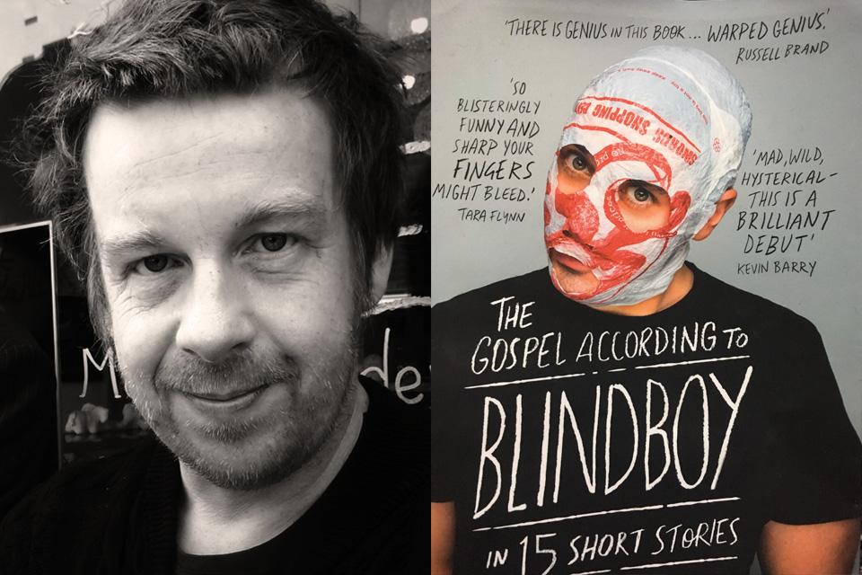 Blindboy Kevin Barry Literary Festival February 24th