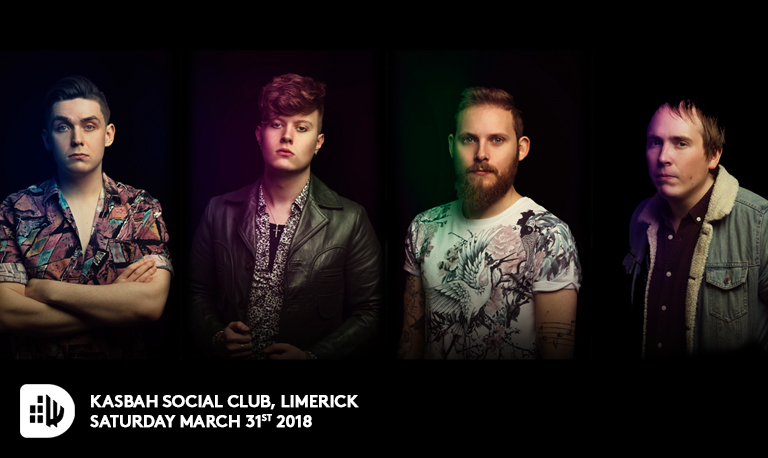 Tickets €8 - on sale Friday feb 16th at 9am