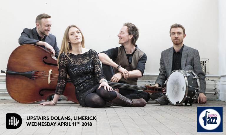 Presented by Limerickk Jazz Society  Tickets €10