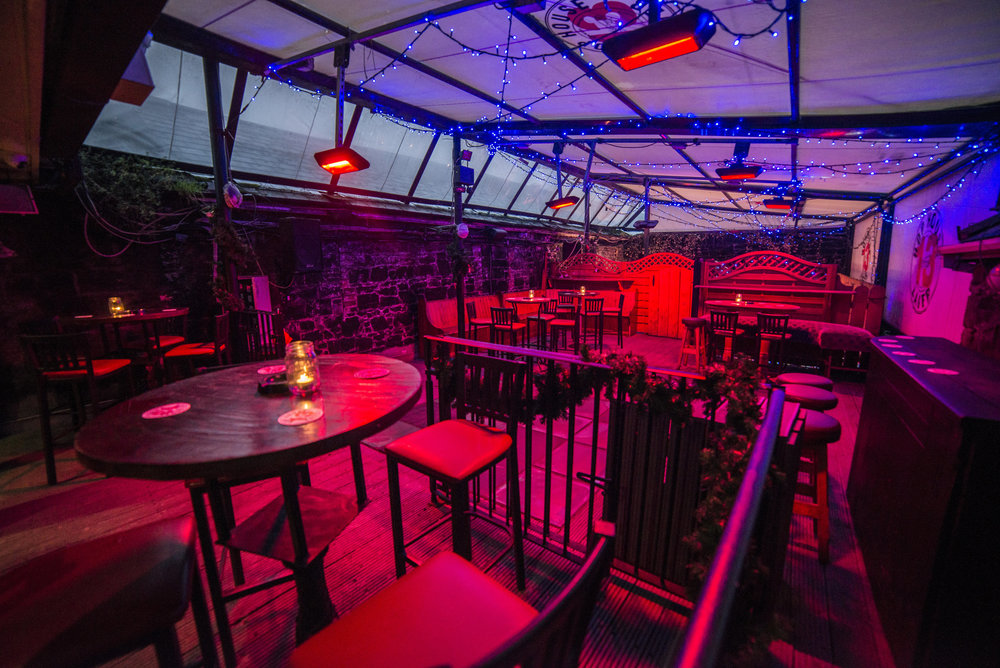 - Boasting a state-of-the-art sound system this acoustic space gives a platform to upcoming new acts and has become home to Limerick Jazz Society.Upstairs at Dolans has played host to weddings, christenings, funerals, birthdays and The Munster Supporter's Club legendary shindigs.