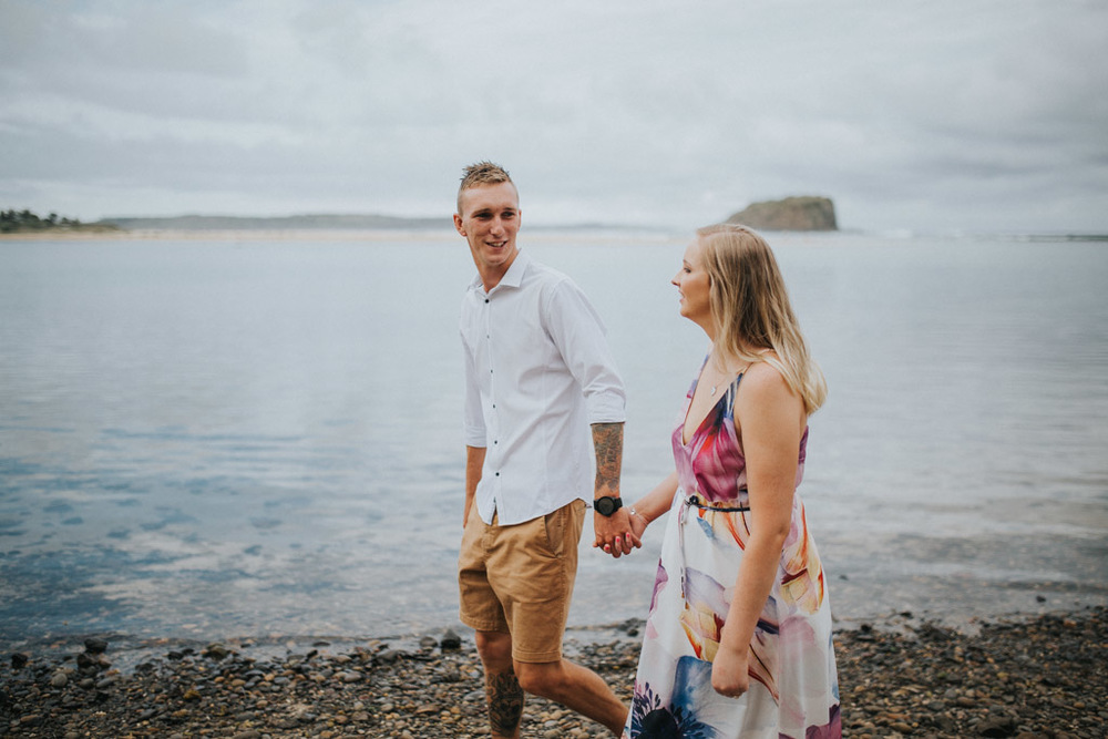 Darcie & Trent Engagament Session South Coast-57.jpg