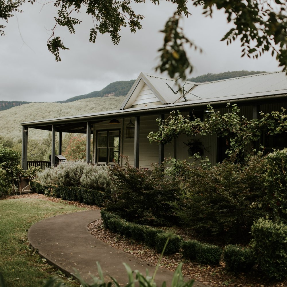 VENUE | SPRING GROVE DAIRY KANGEROO VALLEY