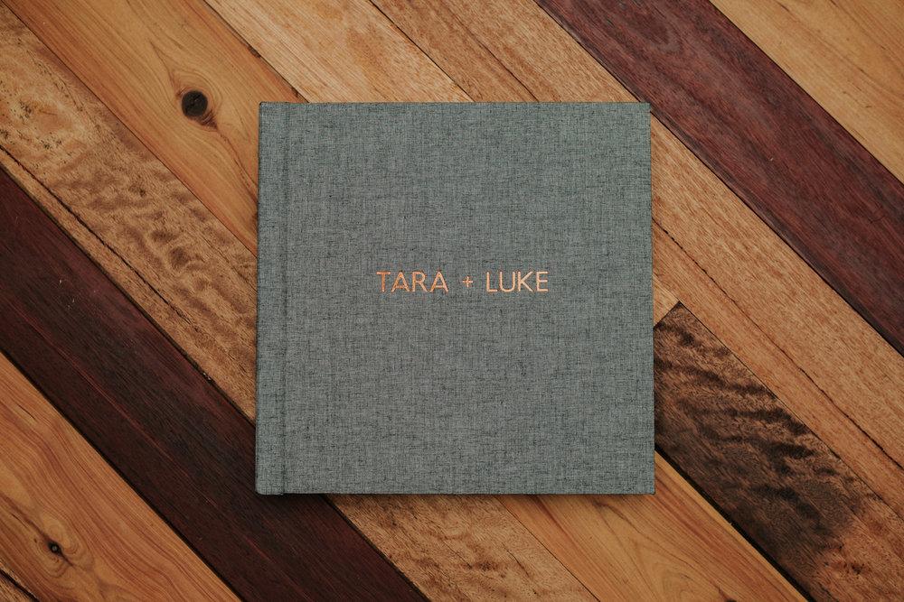Fine Art Album Cover- Alana Taylor