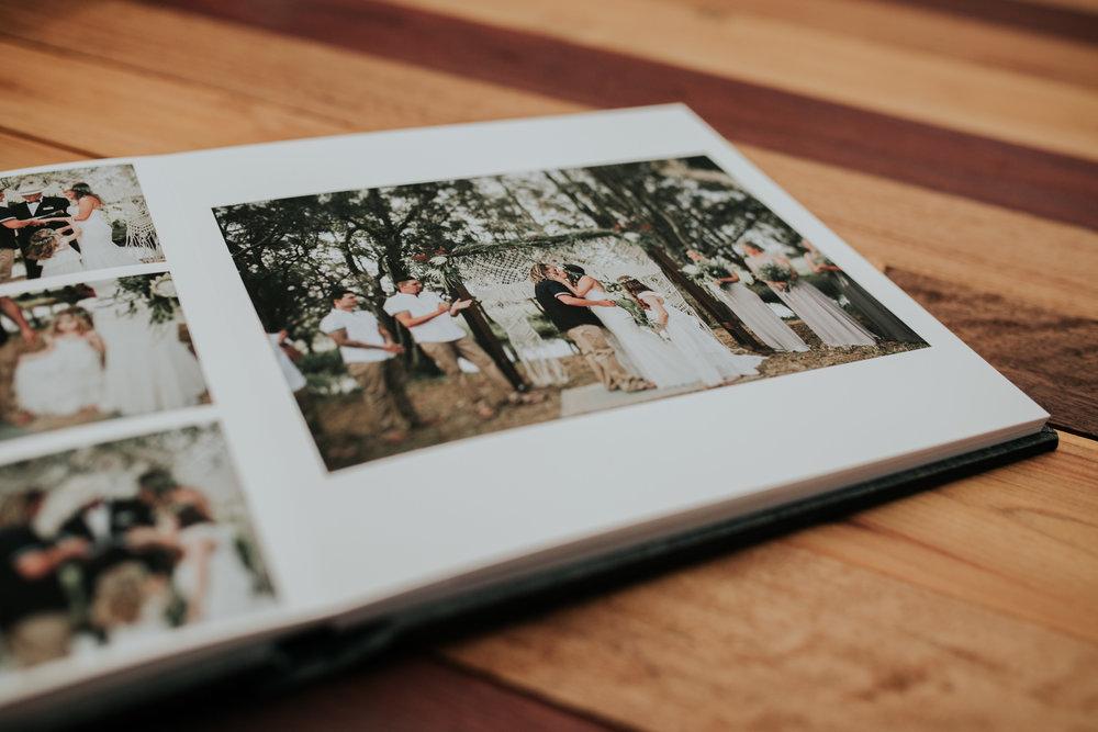 Fine Art Album - Paper