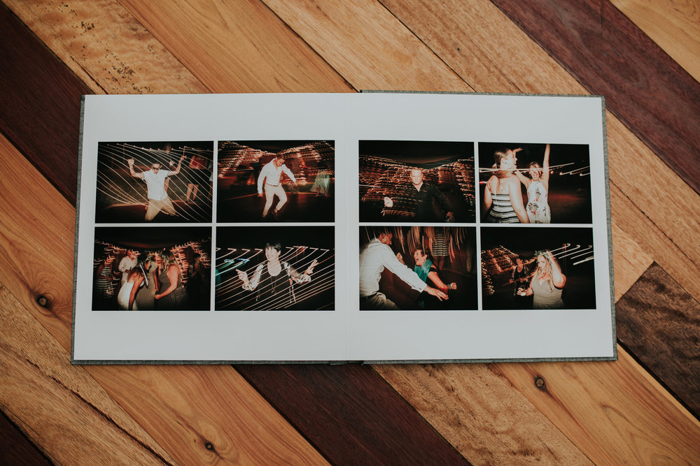 Wedding Album -Dance Floor Page