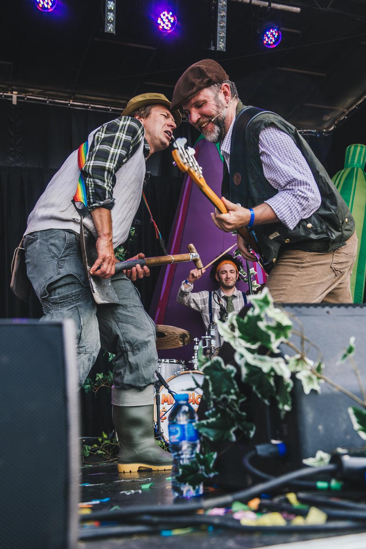 Credit to Lindsay Melbourne & Geronimo Festival