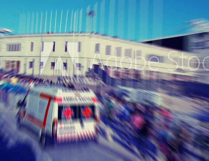 Formación para conductores de ambulancias
