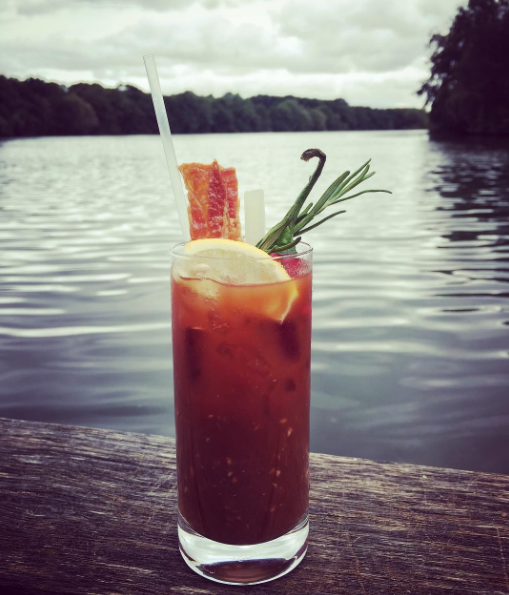 BLOODY MARY HANGOVER BAR