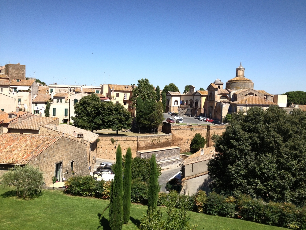 Tuscania, city of #nofilter photos
