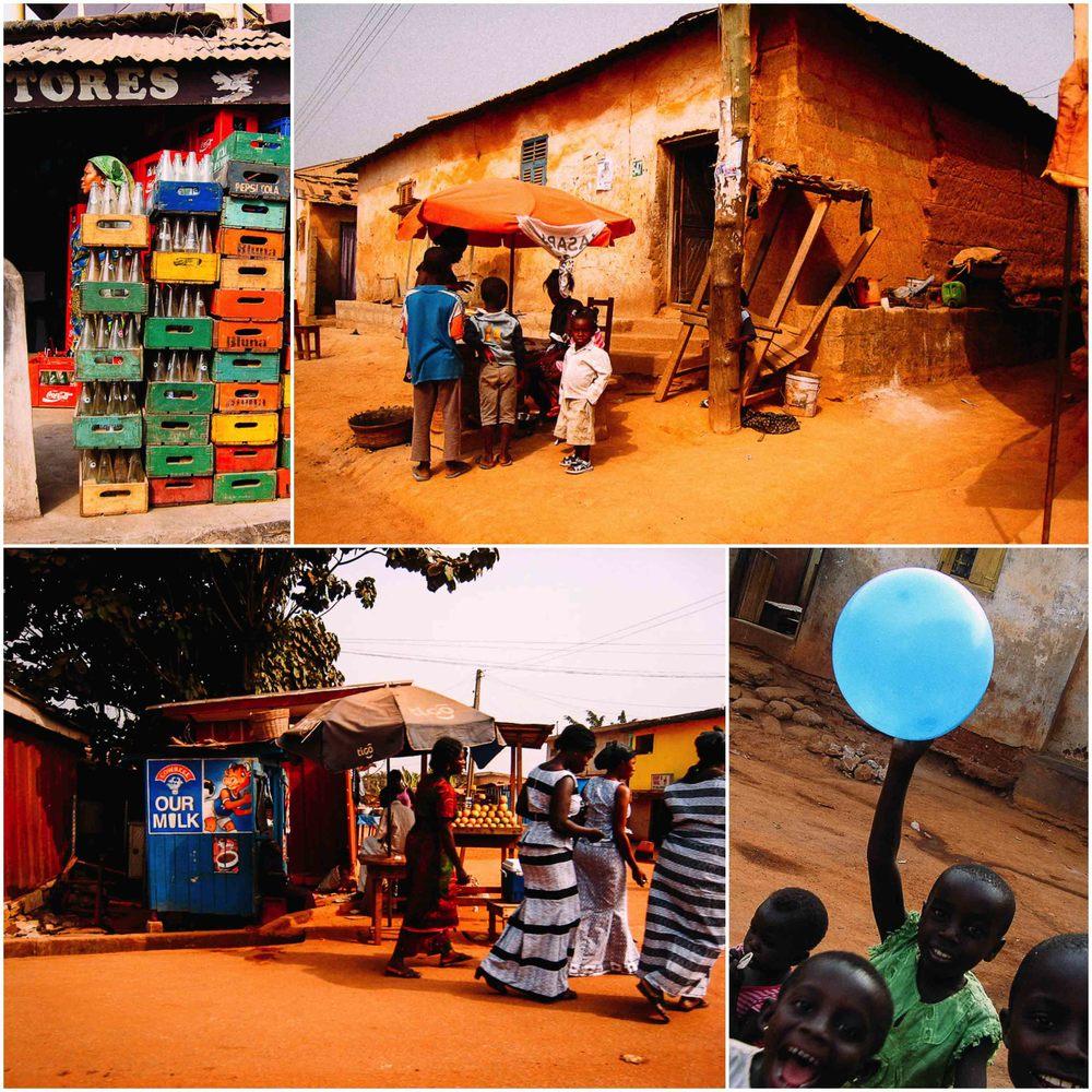 Travelling in Ghana | 2007