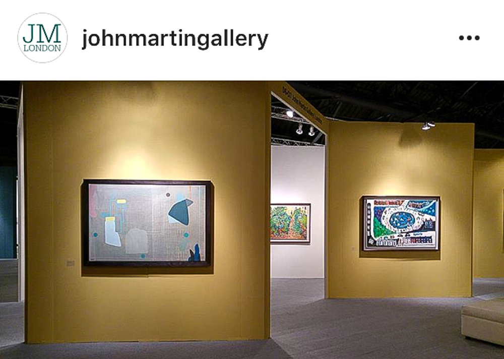 Finnin John Martin Gallery Spring Masters New York