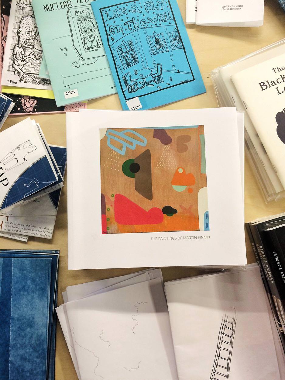 art book fair dublin