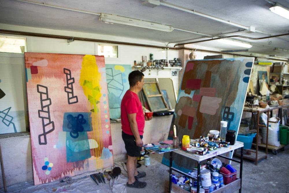 Italy ArtStudio Painting Finnin Art_-3.jpg