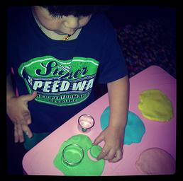 Playdough Recipe Mama Pyjama