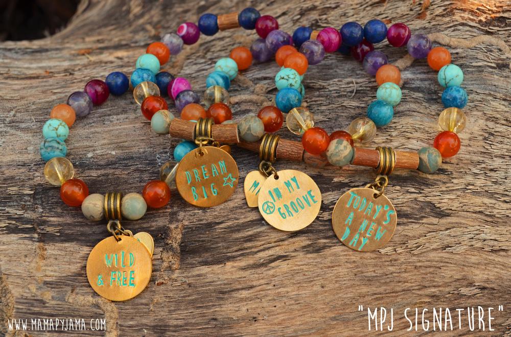 MPJ Signature Range - Chakra Healing Bracelet
