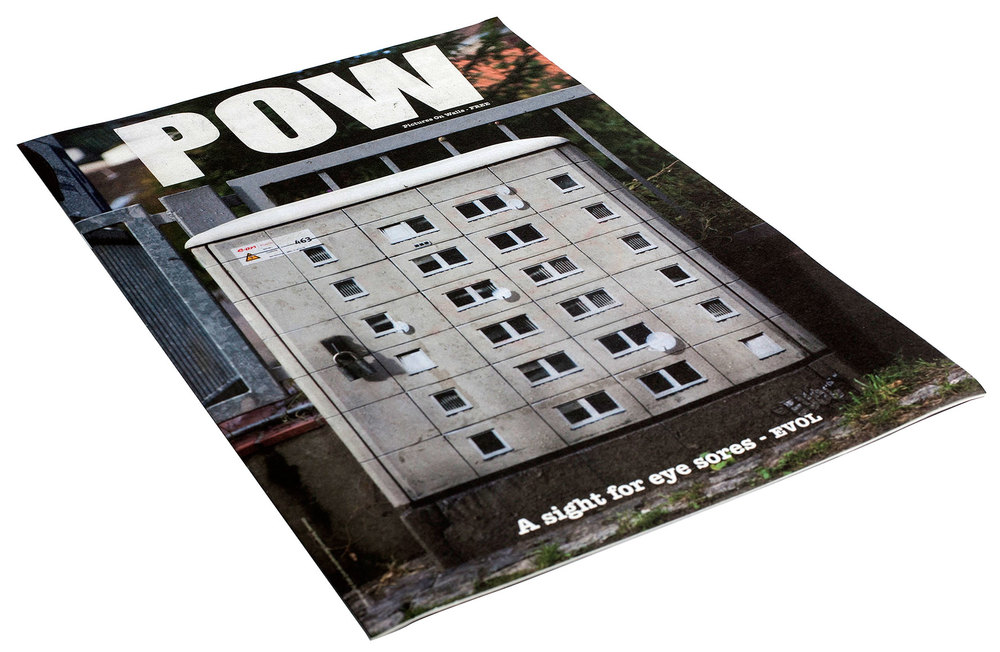 POW Winter Print Catalogue