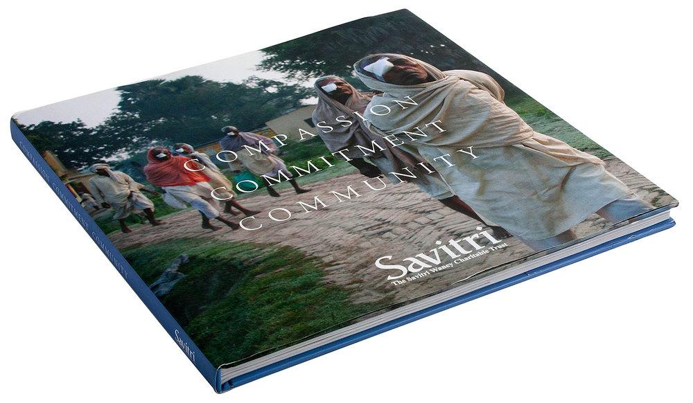 Compassion, Commitment, Community - Savitri Trust