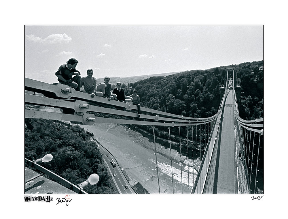 Beezer - Clifton Suspension Bridge