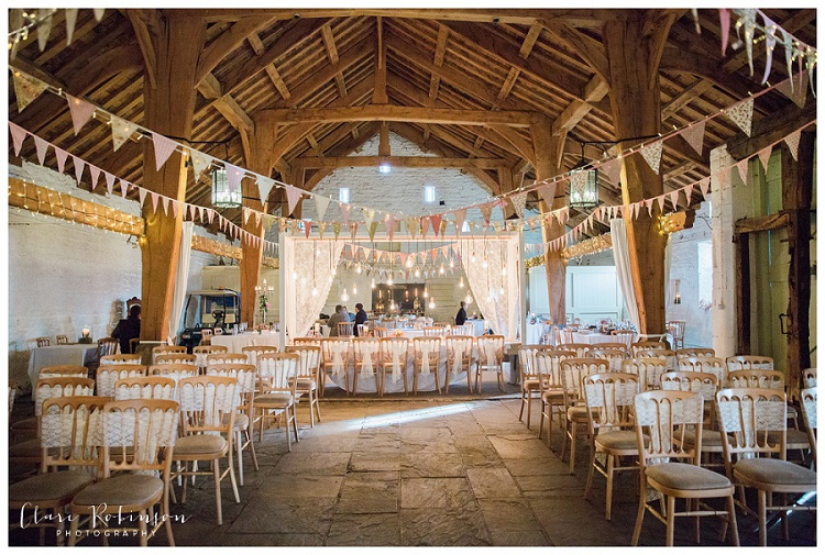 The Airedale Barn At East Riddlesden Hall Wedding Venue Review