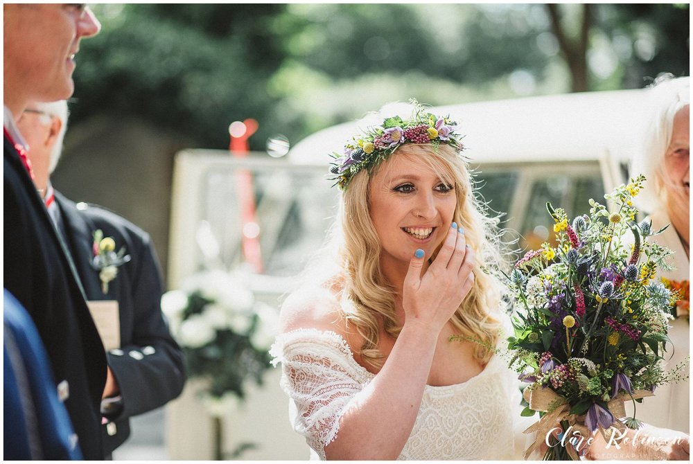 Boho Inspired Rivington Barn Wedding - Clare Robinson Photography-26.jpg