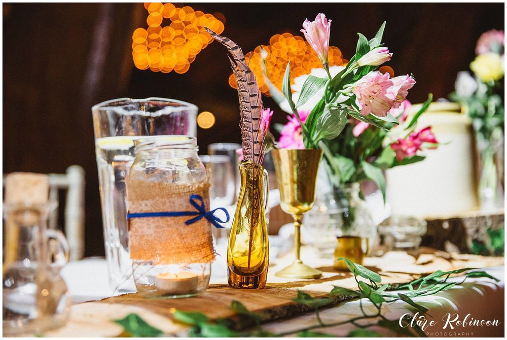 Boho Inspired Rivington Barn Wedding - Clare Robinson Photography-75.jpg