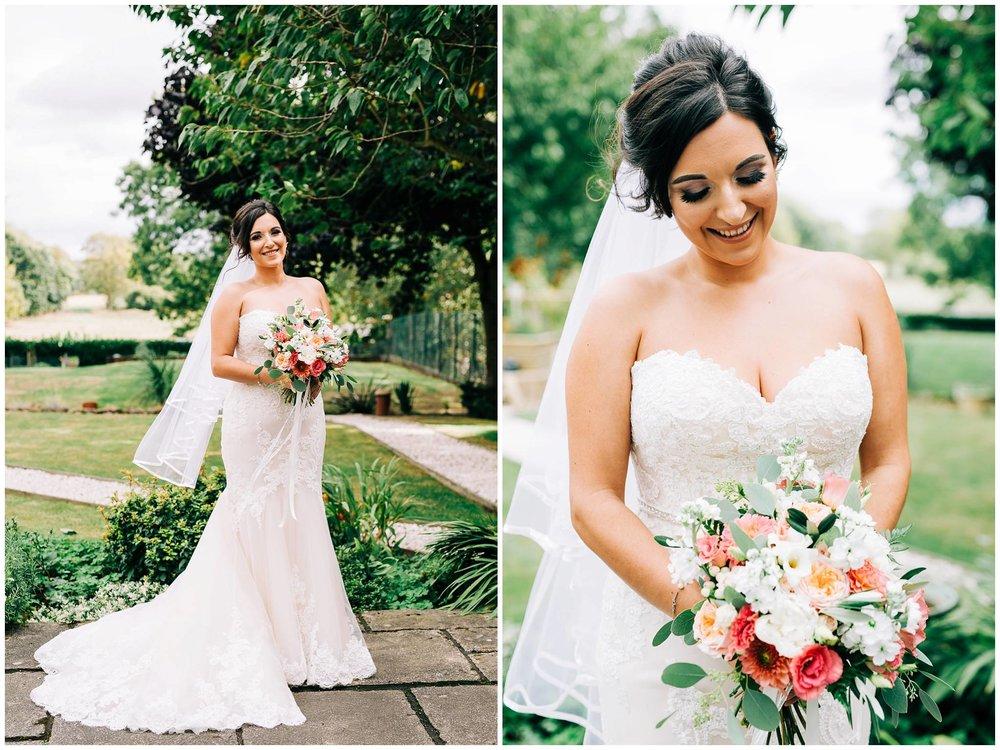 Chic Summer Wedding at Hazel Gap Barn - Nottinghamshire Photographer10.jpg