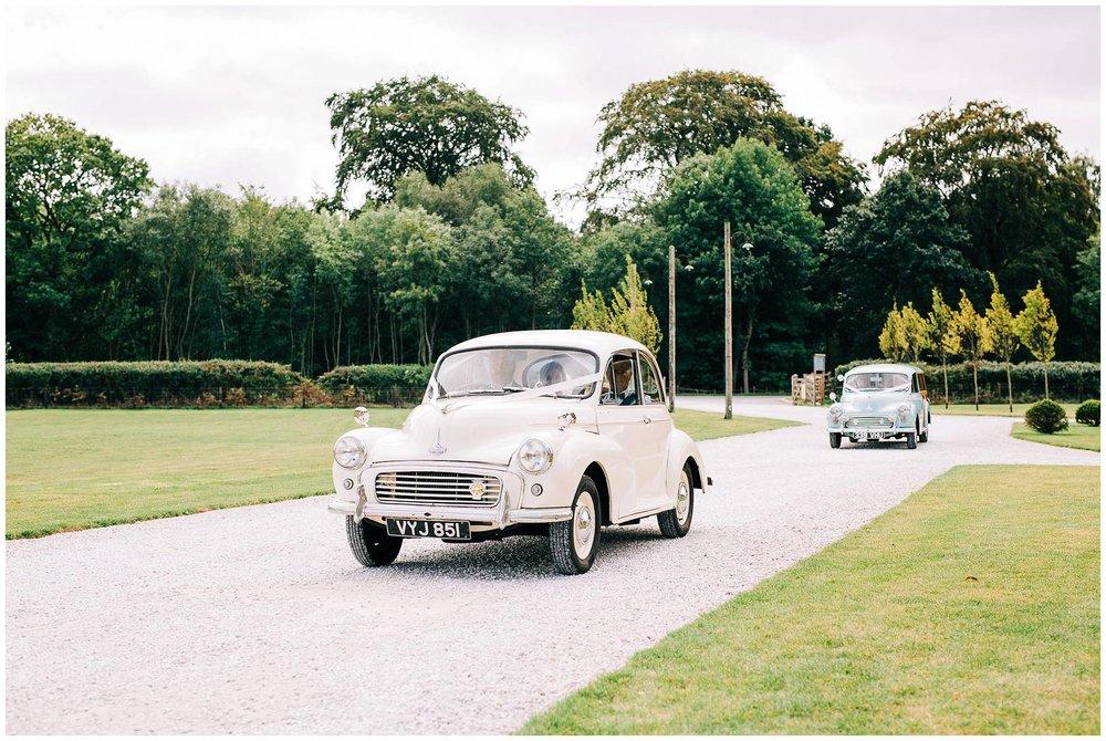 Chic Summer Wedding at Hazel Gap Barn - Nottinghamshire Photographer15.jpg