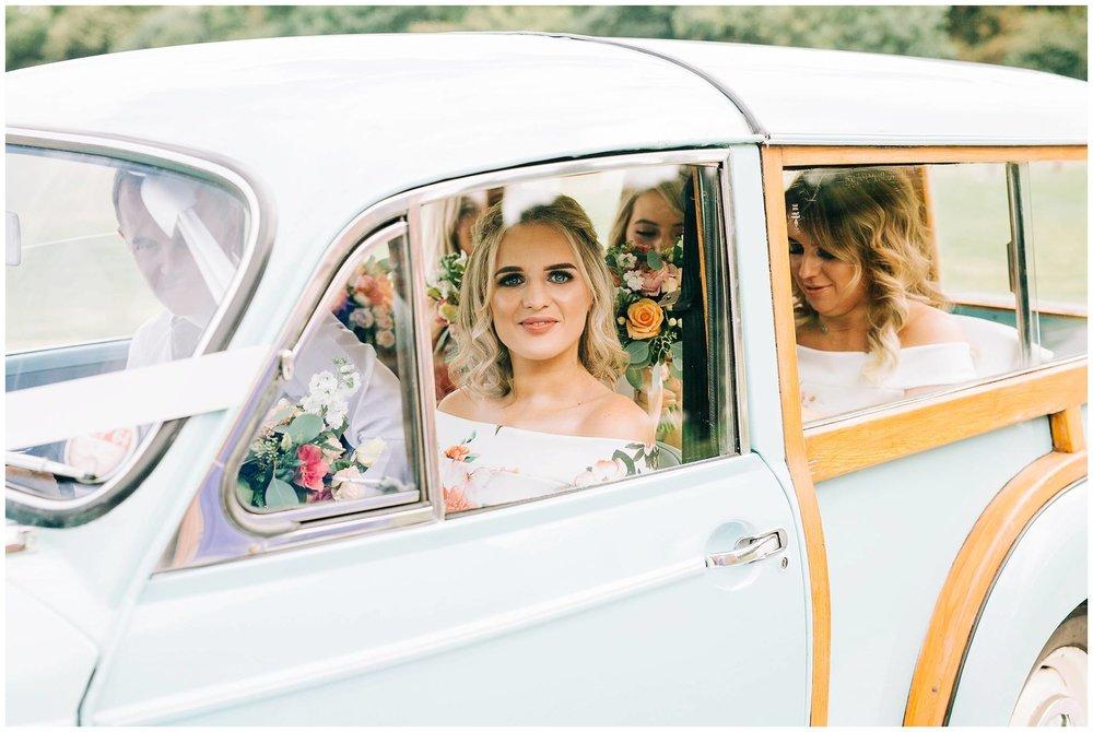 Chic Summer Wedding at Hazel Gap Barn - Nottinghamshire Photographer17.jpg