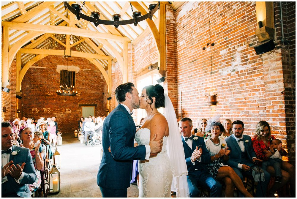 Chic Summer Wedding at Hazel Gap Barn - Nottinghamshire Photographer24.jpg