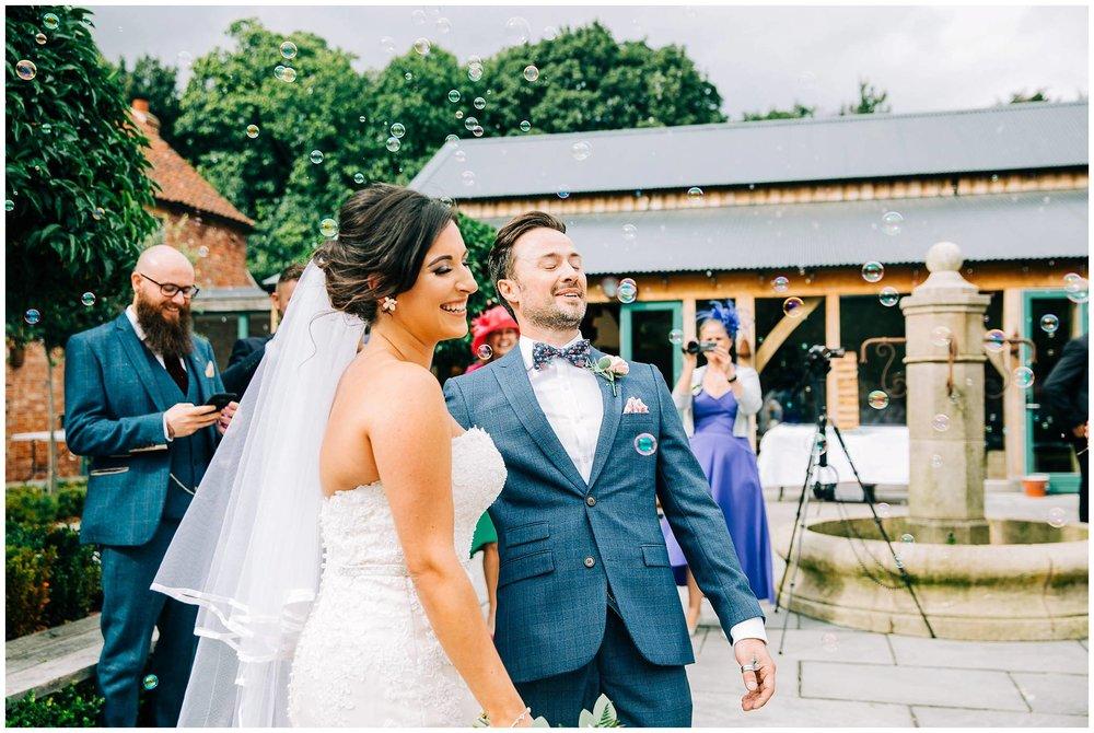 Chic Summer Wedding at Hazel Gap Barn - Nottinghamshire Photographer31.jpg