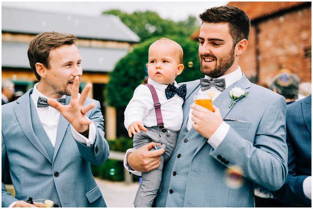 Chic Summer Wedding at Hazel Gap Barn - Nottinghamshire Photographer34.jpg