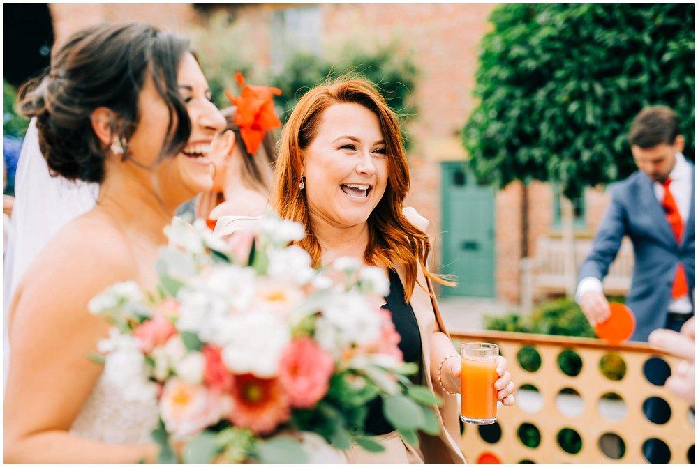 Chic Summer Wedding at Hazel Gap Barn - Nottinghamshire Photographer35.jpg