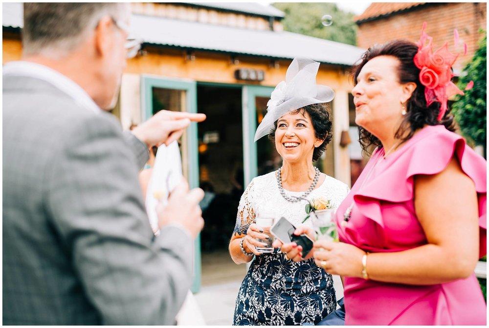Chic Summer Wedding at Hazel Gap Barn - Nottinghamshire Photographer37.jpg