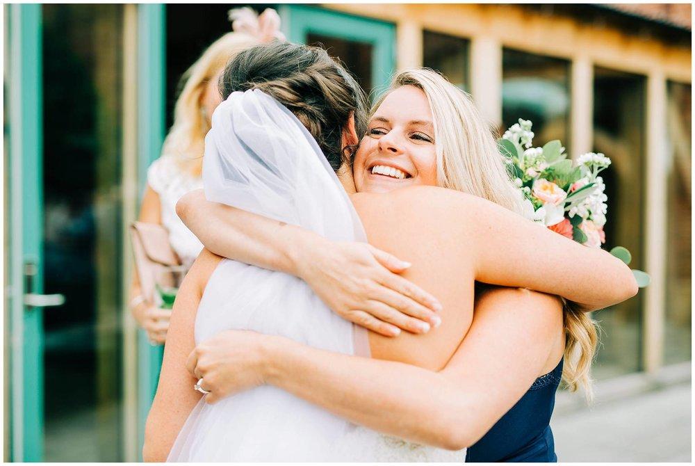 Chic Summer Wedding at Hazel Gap Barn - Nottinghamshire Photographer38.jpg