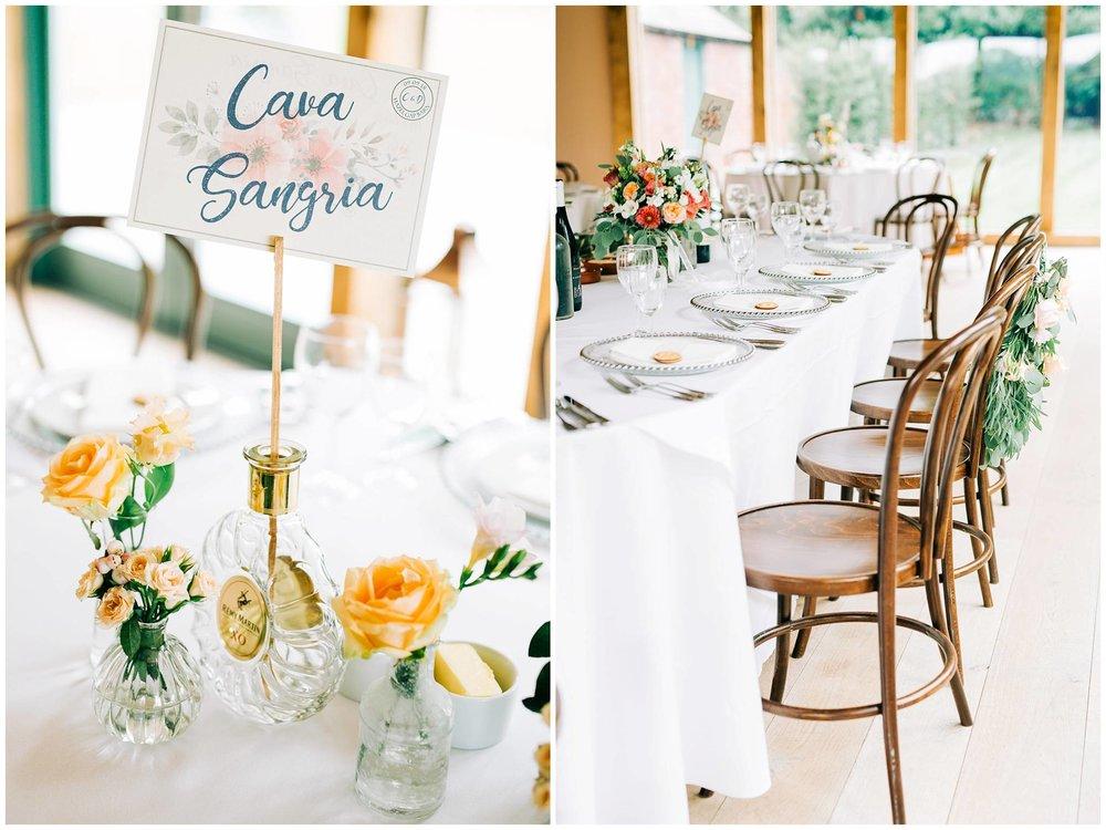 Chic Summer Wedding at Hazel Gap Barn - Nottinghamshire Photographer47.jpg