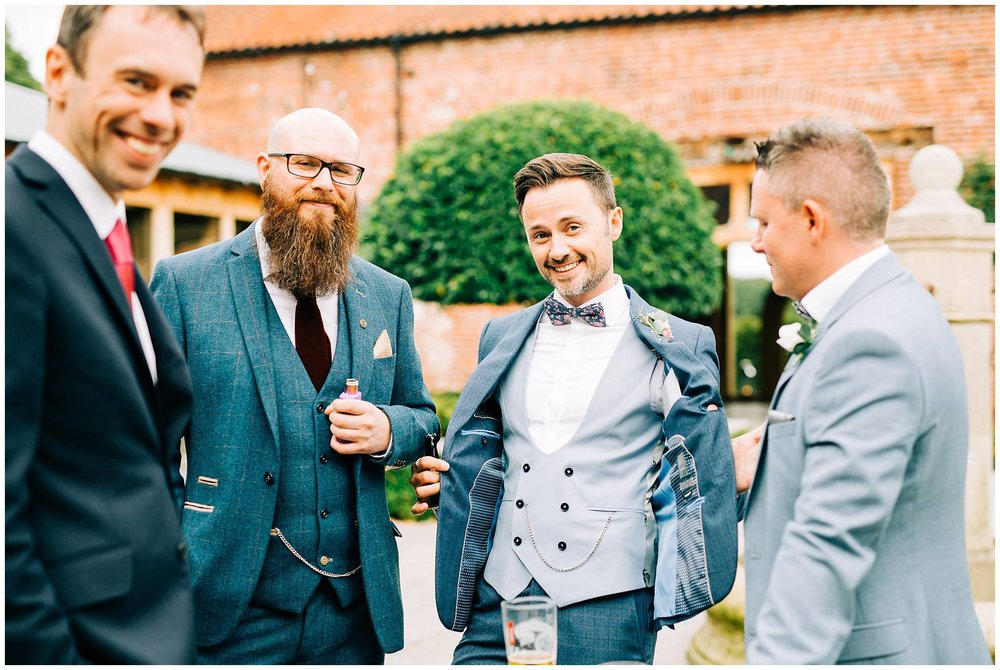 Chic Summer Wedding at Hazel Gap Barn - Nottinghamshire Photographer54.jpg