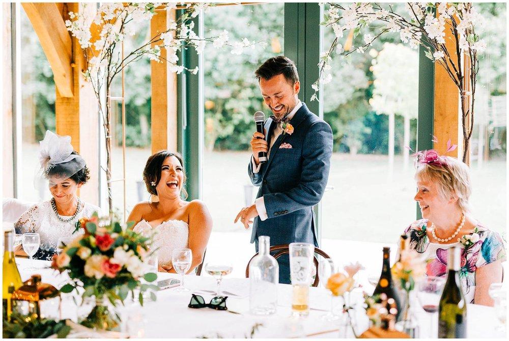 Chic Summer Wedding at Hazel Gap Barn - Nottinghamshire Photographer65.jpg