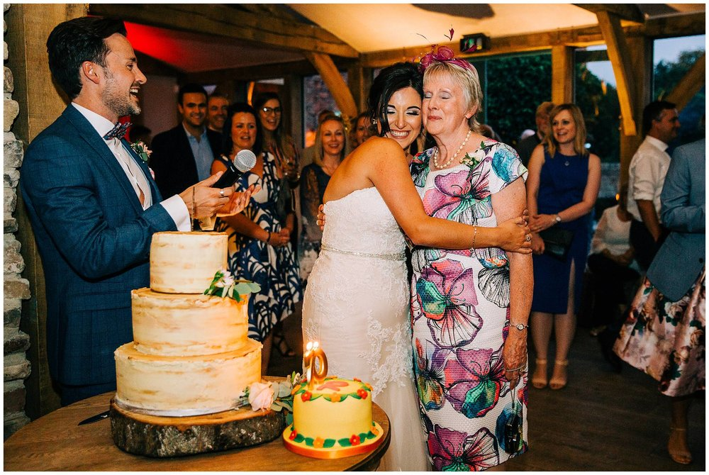 Chic Summer Wedding at Hazel Gap Barn - Nottinghamshire Photographer68.jpg