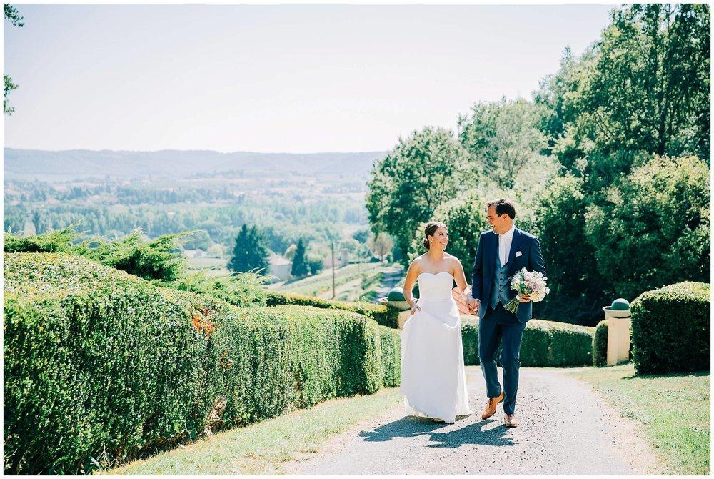South of France Vineyard Wedding Photographer