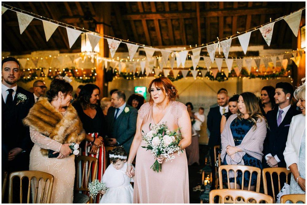 East Riddlesden Hall Photographer - Rustic winter Barn Wedding_0023.jpg