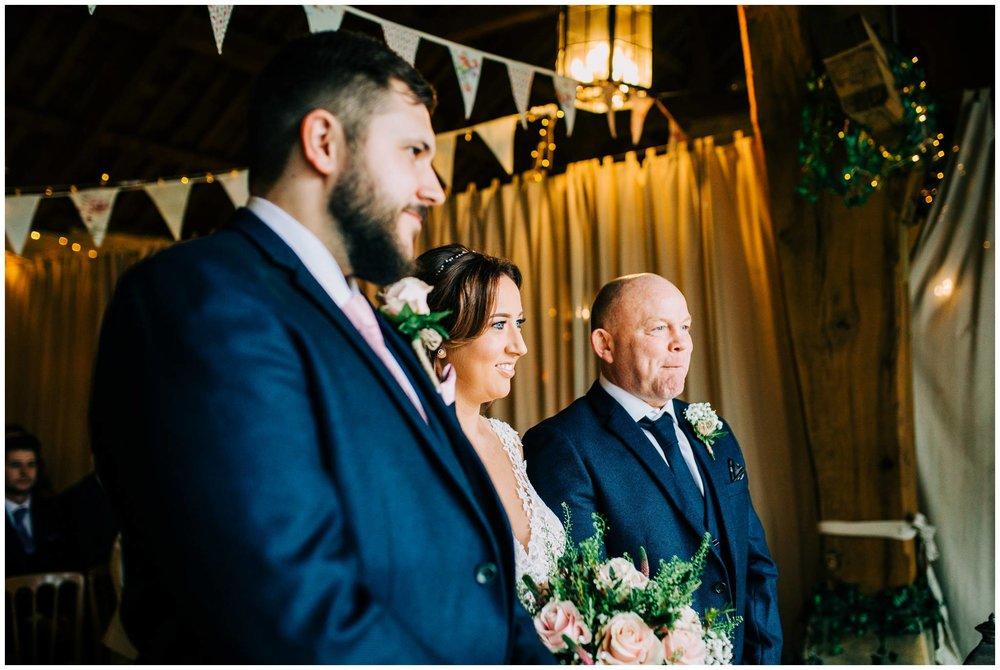East Riddlesden Hall Photographer - Rustic winter Barn Wedding_0027.jpg